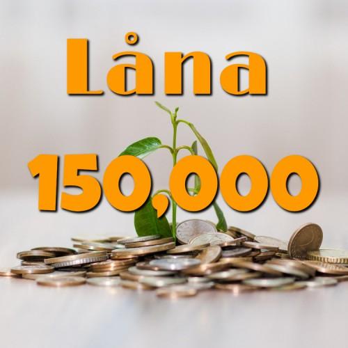 Låna 150000