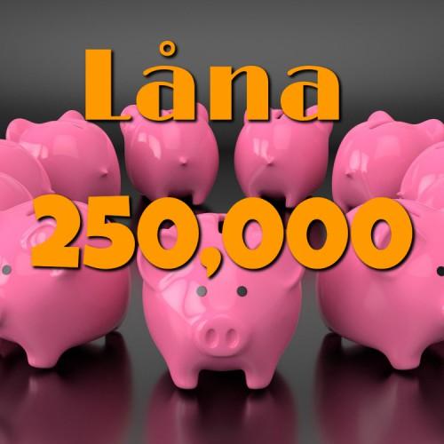 låna 250000